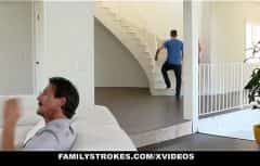 He runs away to another's wife