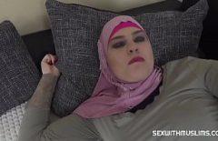 مكياج عربي يمارس الجنس مع حبيب جديد