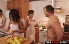 الجنس طهاة اللعنة عندما أطبخ