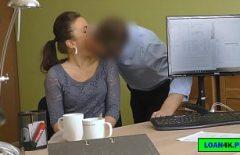 Xxx في المكتب يرتكب بعد الملاعين